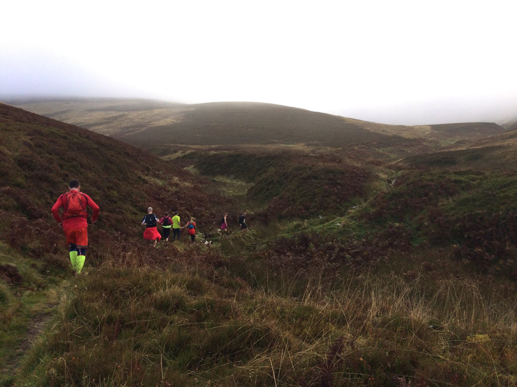 Sea 2 Summit - The Offas Dyke Marathon & Half Marathon