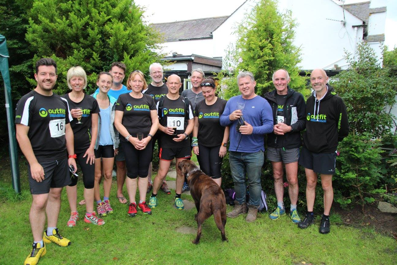 2 Hillforts Fell Race