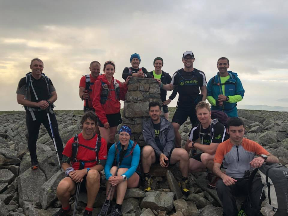 The Welsh 3000's Run Challenge 2019