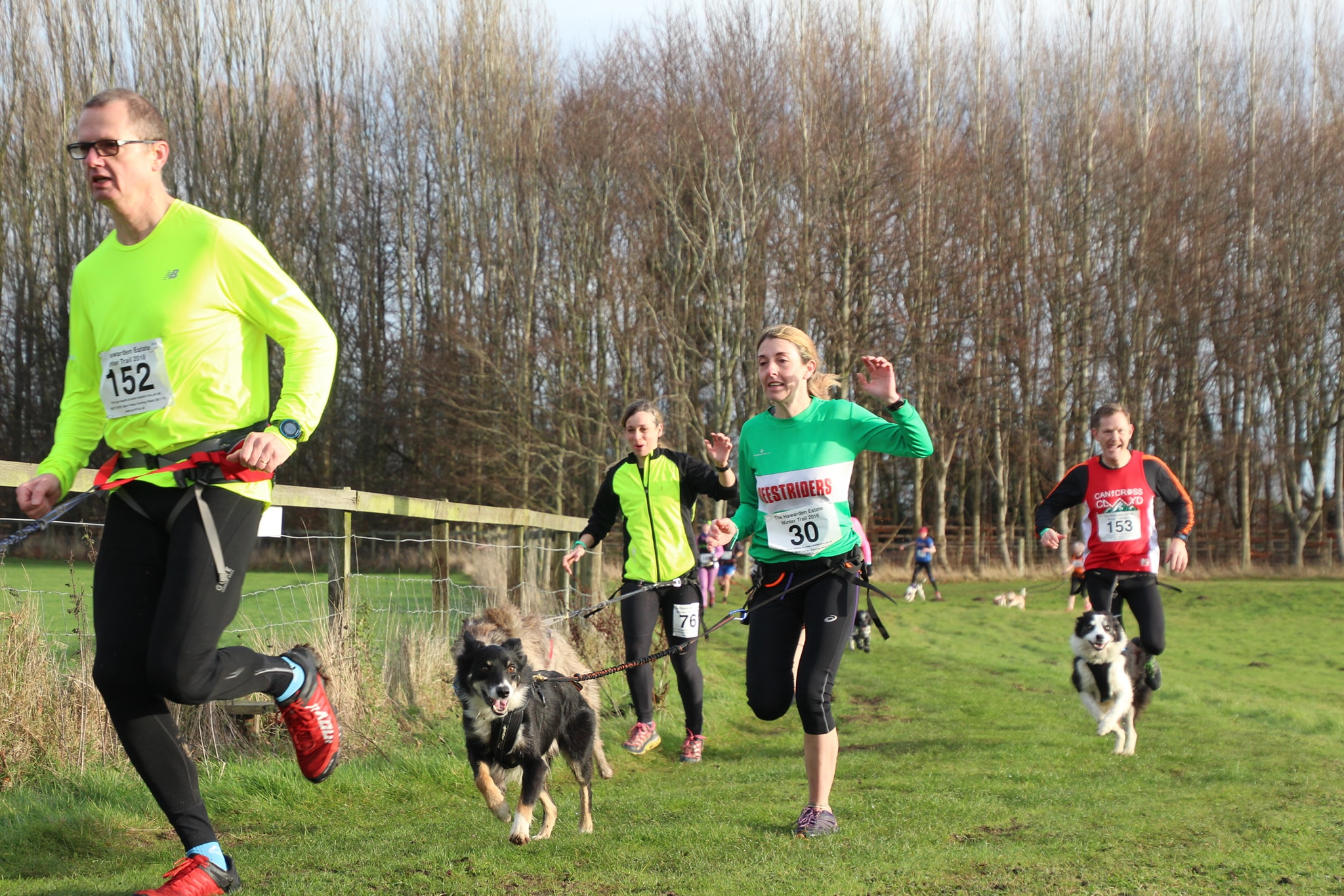 The Hawarden Estate Trail Races 2020