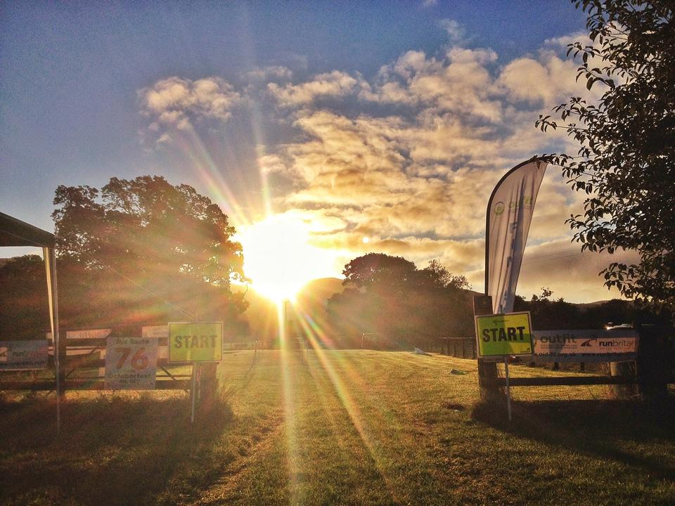 The Clwydian 5, 15 & 30 mile races